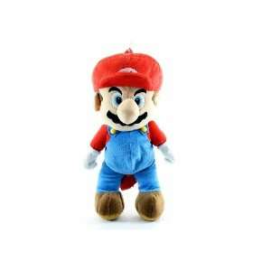 Nintendo Super Mario Plush Kids Mario Backpack Buddy Toys