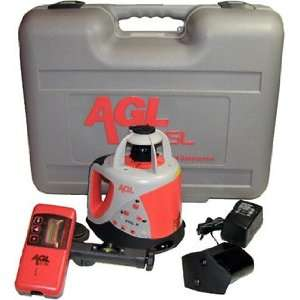 Self Leveling Rotary Laser Level Package 11 0328