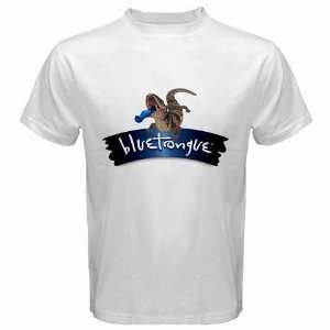 Bluetongue Beer Logo New White T Shirt Size L