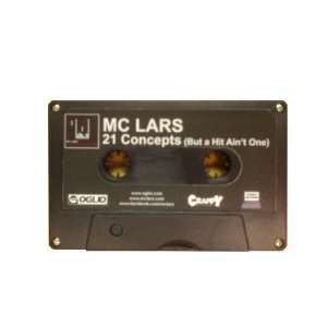 MC Lars   21 Concepts Album on a Cassette Shaped 4GB USB