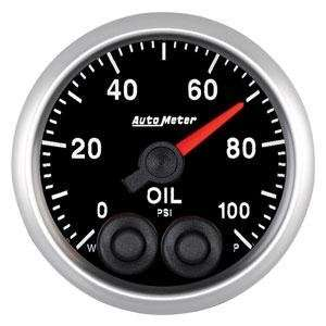 Auto Meter 5652 Elite Series Oil Pressure Gauge
