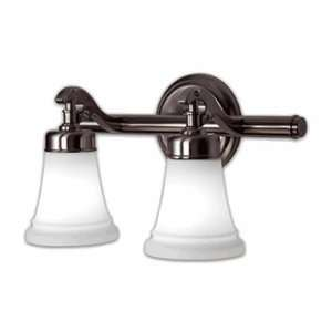 Checkolite Price Pfister Ashfield Two Light Vanity   Rustic Bronze