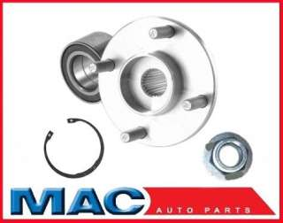 2000 to 2009 Ford Focus Front Hub & Wheel Bearing KIT