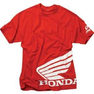 One Industries Honda Sidewing Youth Short Sleeve Racewear T Shirt/Tee