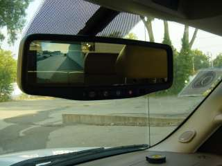 Rear View Camera Kits for the 2009 2012 GMC Sierra and Chevy Silverado