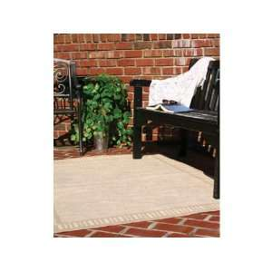 Sawgrass Mills Cottage Court Brown Indoor/Outdoor Rug