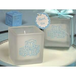 Abc Blocks Gift Box Candle C1011 Quantity of 1