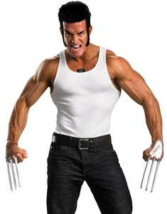 Adult X Men Wolverine Logan Claws Halloween Costume Kit 039897273938