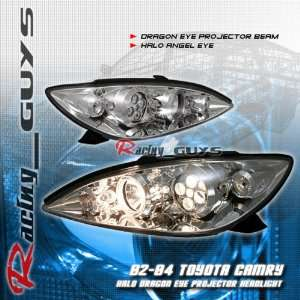 Toyota Camry Headlights Chrome Dragon Eye Pro Headlights