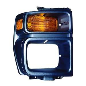 Depo 330 1203R US Ford Econo Passenger Side Replacement Parking/Signal