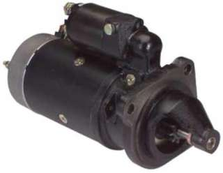 STARTER MOTOR FIAT ALLIS WHEEL LOADER FR 11 FR100 FW90