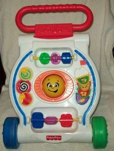 Fisher Price Brilliant Basics Activity Walker Toy