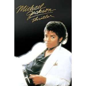 Conscious Publisher 24W by 36H  Michael Jackson ? Thriller Album