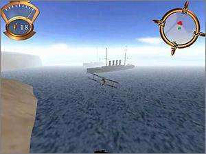 Red Ace PC CD pilot dogfighting Red Baron air combat bomb war