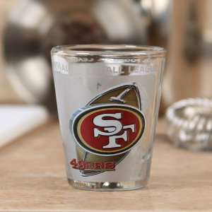 NFL San Francisco 49ers 2oz. Enhanced High Definition Design Shot