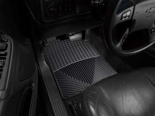 WeatherTech® All Weather Floor Mats   2001 2006 Chevy Silverado Crew