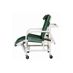 PVC Geri Chair   24 Petite with Legrest & Footrest Health