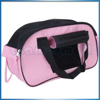 Dog Puppy Cat Carrier Tote Shoulder Bag Ventilated Mesh Style Fashion