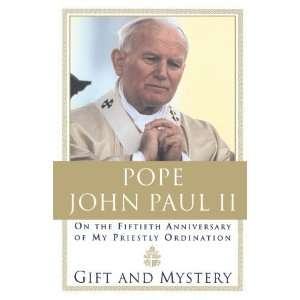 of My Priestly Ordination [Paperback] Pope John Paul II Books