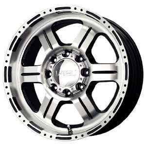 Tec Off Road 326 Gloss Black Wheel with Machined Face (20x9/6x135mm
