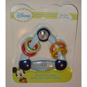 Disney Mickey Mouse Triangle Activity Teether Baby