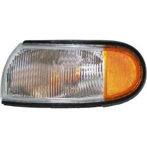 OE Replacement Mercury Villager/Nissan Quest Van Driver Side Parklight