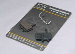 ONE PAIR MTB DISC BRAKE PADS FOR AVID BB7 JUICY 3 5 7 Ultimate