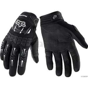 Fox Racing Dirtpaw Glove Xxlarge Black