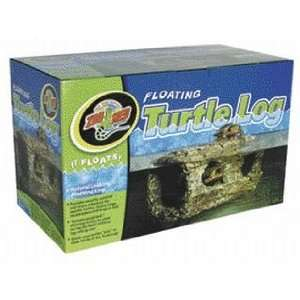 Zoo Med Laboratories Float Turtle Log Brown   TA40