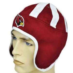 NFL Arizona Cardinals Old School Red Maroon White Football