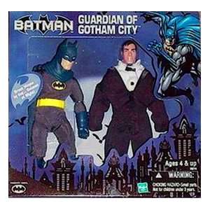 Guardian of Gotham City Bruce Wayne changes to Batman Toys & Games