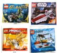 SET CITY ATLANTIS NINJAGO STAR WARS, YOUR CHOICE,STOCKING STUFFERS,NEW