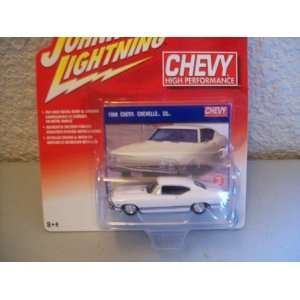 Lightning Chevy High Performance 1968 Chevy Chevelle SS Toys & Games