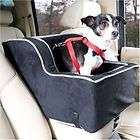 Snoozer Large Console Pet Dog Car Booster Seat   Khaki