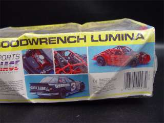 Sealed NASCAR Dale Earnhardt Chevy Lumina Car W/Driver