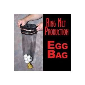 Egg Bag Ring Net Production   General Stage Magic Toys