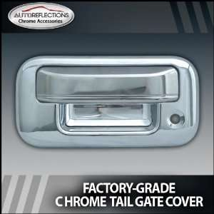 2004 2012 Ford F150 Chrome Tail Gate Handle Cover