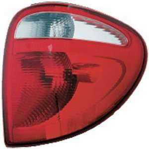 2004 07 CHRYSLER TOWN & COUNTRY VAN TAILLIGHT, RH (PASSENGER SIDE)