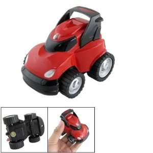 Red Black Plastic Inertia Car Toy Model Gift for Kids Toys & Games