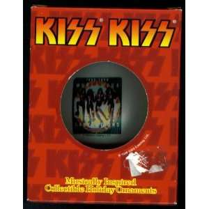 KISS Destroyer Christmas Ornament