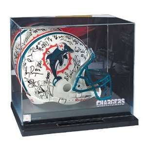 San Diego Chargers NFL Liberty Value Full Size Football Helmet Display