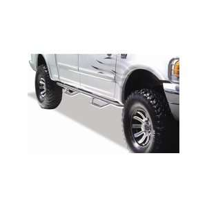 Go Rhino D24151B Dominator 2 Side Step for Ford F150 Crew