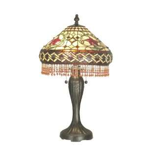Dale Tiffany 2 Light Table Lamp TT60268