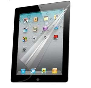 10X Clear LCD Screen Protector Film For iPad2 iPad 2