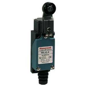HONEYWELL MICRO SWITCH SZL VL A Limit Sw,SideRot,RollerLever,Fixed,SPD