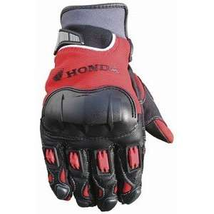 Honda Racing Corp Glove Red/Black Medium Automotive