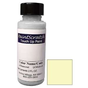 Oz. Bottle of Pastel Sand Touch Up Paint for 1980 Ford Bronco (color