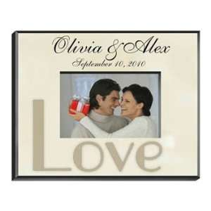 Personalized Special People or Moments Frame Baby