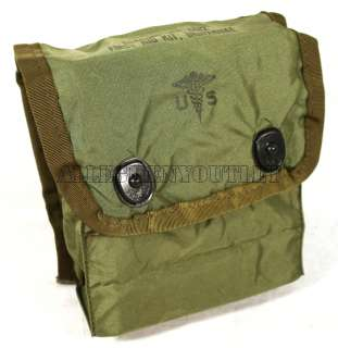 USGI Military Army Individual First Aid Kit IFAK LC 2 Medic POUCH w
