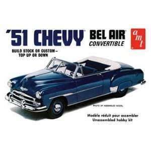 AMT 1/25 1951 Chevy Bel Air Convertible (Ltd Production